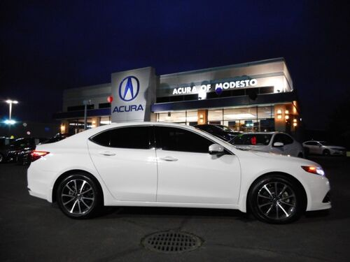 2016_Acura_TLX_V6 Tech_ Modesto CA