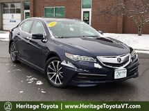 2016 Acura TLX V6 Tech South Burlington VT