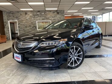 2016_Acura_TLX_V6_ Worcester MA