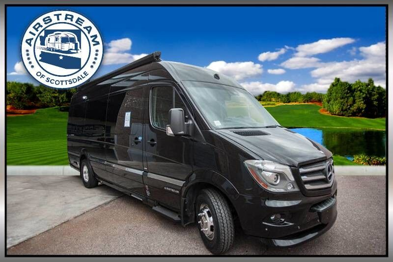 2016 Airstream Interstate 3500 EXT Class B Motorhome All units treated with Cilajet Anti-Microbial Fog Scottsdale AZ