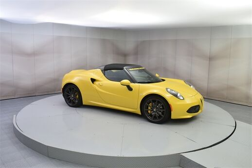 2016 Alfa Romeo 4C Base San Francisco CA