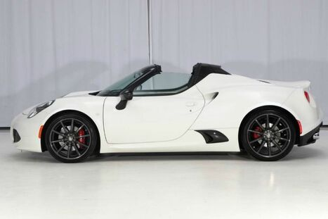 2016_Alfa Romeo_4C Spider_Convertible_ West Chester PA