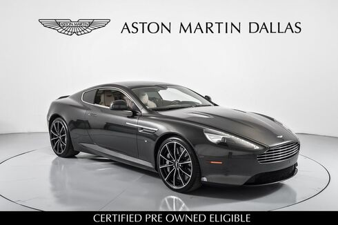 2016_Aston Martin_DB9_GT_ Dallas TX