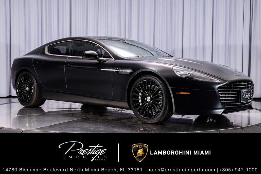 2016_Aston Martin_Rapide S__ North Miami FL
