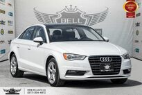 Audi A3 1.8T Komfort, NO ACCIDENT, SUNROOF, BLUETOOTH, LEATHER 2016