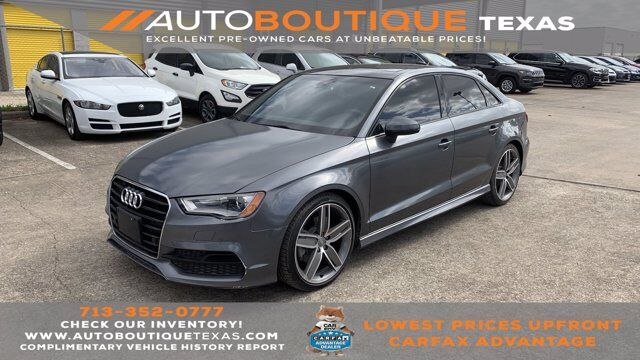 2016 Audi A3 1.8T Premium Houston TX