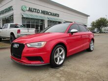 2016_Audi_A3_1.8T Premium, MSRP $32,695***  Back-Up Camera, Bluetooth Connection, Sunroof_ Plano TX
