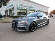 2016_Audi_A3_2.0 TFSI Premium 2.0L Turbocharged ***MSRP $38,645.00, Style package*** Back-Up Camera, Bluetooth_ Plano TX