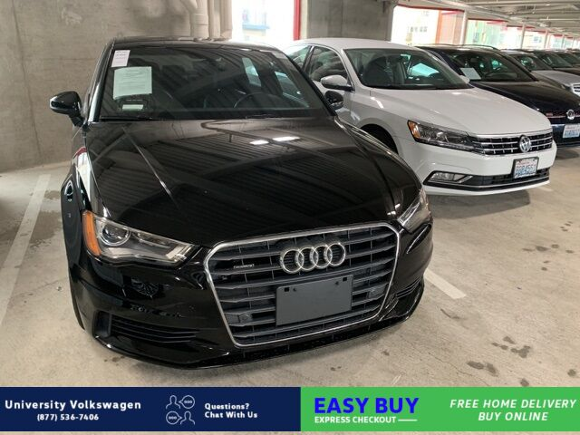 2016 Audi A3 2.0T Premium Plus Seattle WA
