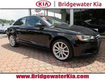 2016 Audi A3 2.0T Premium Quattro, Audi Advanced Key, Navigation System, Rear-View Camera, Audi Premium Sound, Bluetooth Streaming Audio, Heated Leather Seats, Panorama Sunroof, 18-Inch Alloy Wheels,