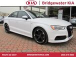 2016 Audi A3 2.0T Premium Quattro Sedan, Style Package, Rear-View Camera, Media Interface, Bluetooth Technology, Heated Leather Seats, Panorama Sunroof, Sport Suspension, 18-Inch Alloy Wheels,
