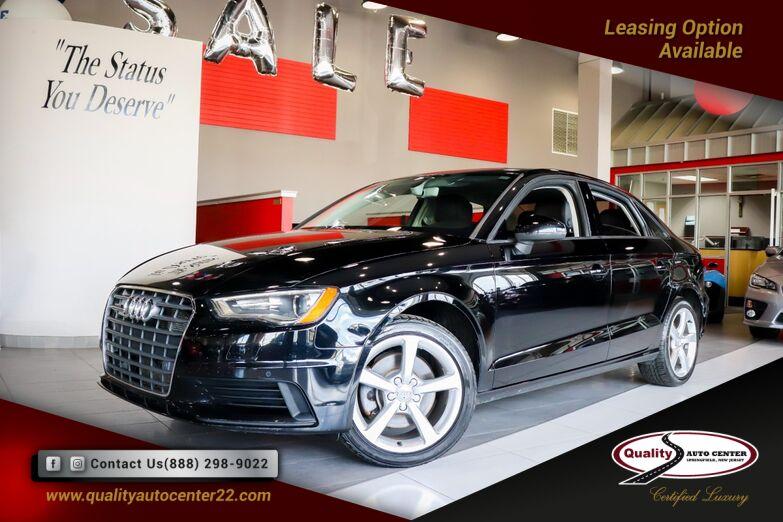 2016 Audi A3 2.0T Premium Springfield NJ