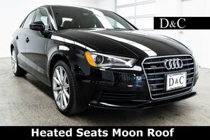 2016_Audi_A3_2.0T Premium quattro Heated Seats Moon Roof_ Portland OR