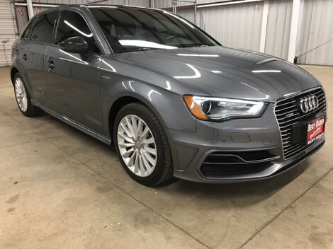 2016_Audi_A3 e-tron_1.4T Premium_ Harlingen TX