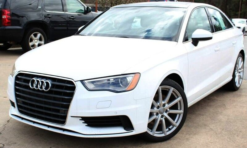 2016 Audi A3 w/ BACK UP CAMERA & LEATHER SEATS Lilburn GA