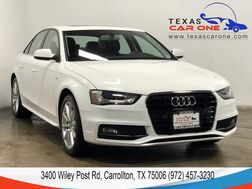 2016_Audi_A4_2.0T PREMIUM PLUS S LINE TECH PKG NAVIGATION BANG AND OLUFSEN AU_ Carrollton TX