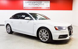 2016_Audi_A4_2.0T Premium Plus_ Greenwood Village CO