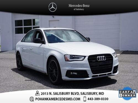 2016_Audi_A4_2.0T Premium Plus quattro_ Salisbury MD