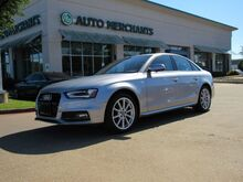 2016_Audi_A4_2.0T Premium Plus quattro Sedan AWD 8A *Premium Plus Pkg, Technology Package,UNDER FACTORY WARRANTY!_ Plano TX