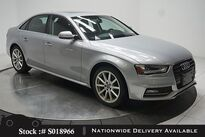Audi A4 2.0T Premium SUNROOF,HTD STS,18IN WLS,HID LIGHTS 2016