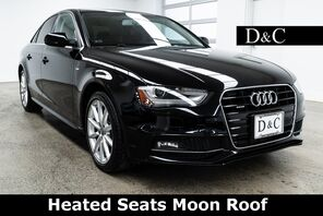 2016_Audi_A4_2.0T Premium quattro Heated Seats Moon Roof_ Portland OR