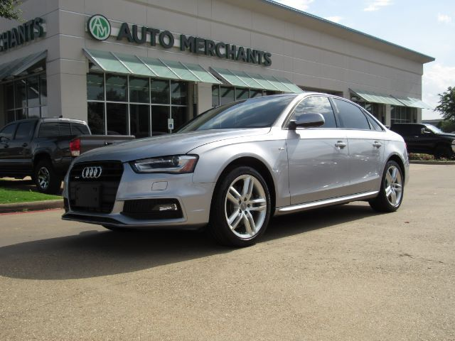 2016 Audi A4 2.0T Premium quattro Sedan AWD 8A *Season Of AUDI Package* LEATHER, NAVIGATION, HTD FRONT STS Plano TX