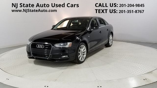 2016 Audi A4 4dr Sedan Automatic quattro 2.0T Premium Jersey City NJ