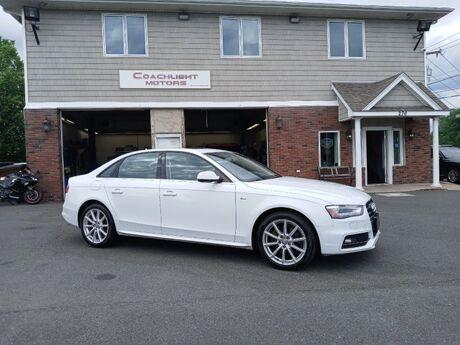 2016 Audi A4 Premium East Windsor CT