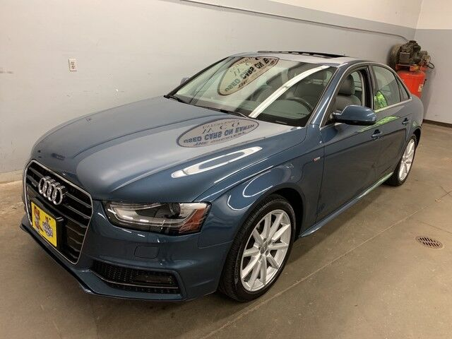 2016 Audi A4 Premium Holliston MA