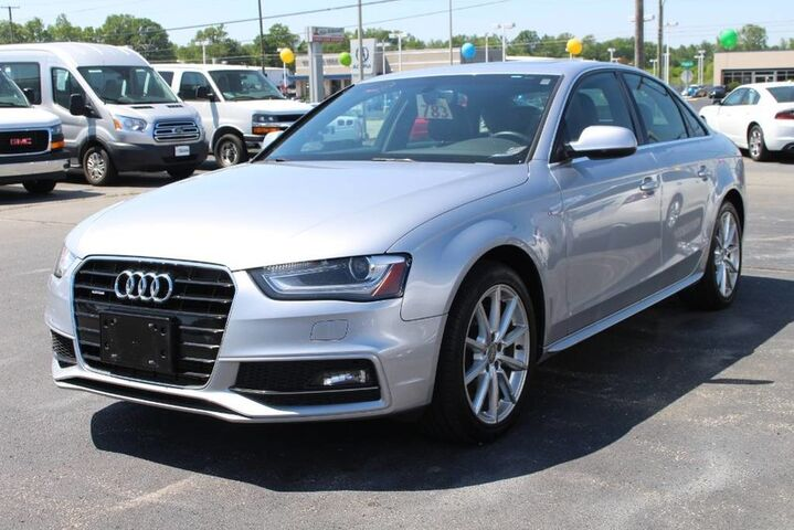 2016 Audi A4 Premium Plus Fort Wayne Auburn and Kendallville IN
