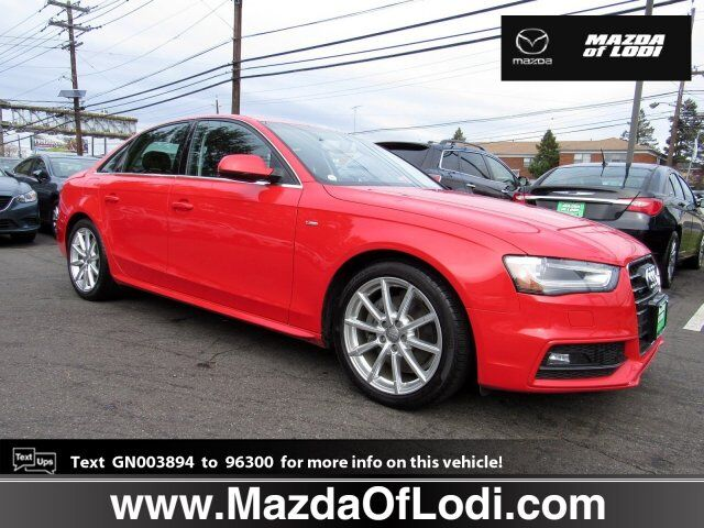 2016 Audi A4 Premium Plus Lodi NJ
