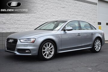 2016_Audi_A4_Premium Plus Quattro_ Willow Grove PA