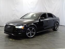 2016_Audi_A4_Premium Plus / Sport PLUS Package / Technology Package / High-Gloss Package / Shift Paddles / Sport Suspension / Sport Front Seats / Bang & Olufsen Sound System / 19inch Wheels_ Addison IL