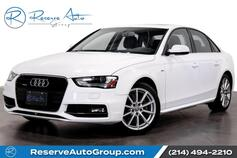 2016 Audi A4 Quattro Premium Plus Technology Pkg