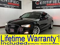 Audi A5 2.0T COUPE S-LINE PREMIUM PLUS TECHNOLOGY PKG NAVIGATION SUNROOF REAR CAMER 2016