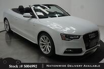 Audi A5 2.0T Premium Convertible HTD STS,KEY-GO,18IN WLS 2016