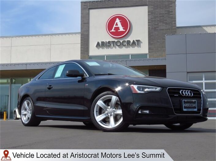 2016 Audi A5 2.0T Premium Merriam KS