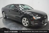 Audi A5 2.0T Premium NAV,SUNROF,HTD STS,18IN WLS,HID LIGHT 2016