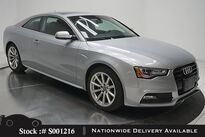 Audi A5 2.0T Premium PANO,HTD STS,18IN WLS,HID LIGHTS 2016