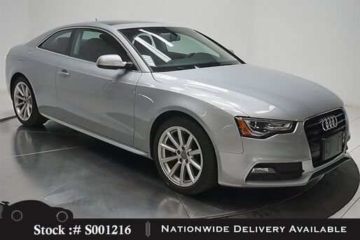 2016_Audi_A5_2.0T Premium PANO,HTD STS,18IN WLS,HID LIGHTS_ Plano TX