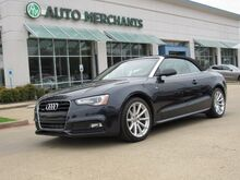 2016_Audi_A5_2.0T Premium Plus Cabriolet quattro *Premium Plus Package, Technology Package, $54,950.00 MSRP*_ Plano TX