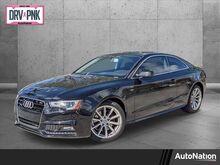 2016_Audi_A5_Premium_ Pembroke Pines FL