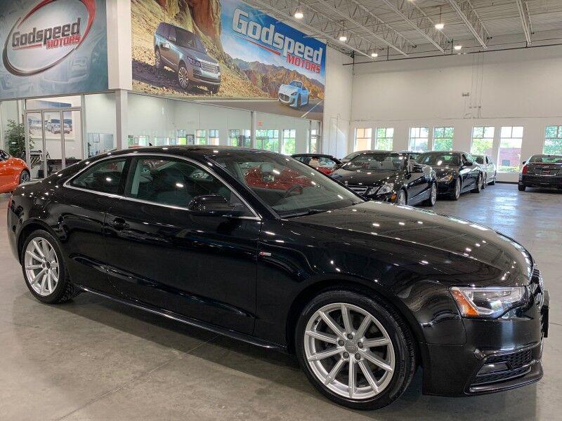 2016_Audi_A5_Premium Plus 50K MSRP_ Charlotte NC