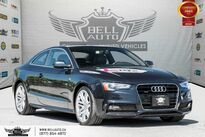 Audi A5 Technik plus, COUPE, NO ACCIDENT, AWD, NAVI, REAR CAM 2016