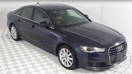 2016_Audi_A6_2.0T Premium FrontTrak/TECH PKG/NAV/CAM/WOOD/START/CRUISE/USB/P_ Euless TX