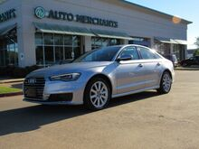 2016_Audi_A6_2.0T Premium Plus *** $55,370.00 MSRP , Cold Weather Package, Premium Plus Package*** LEATHER,NAVI_ Plano TX