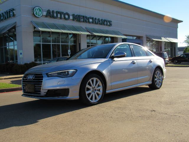 2016 Audi A6 2.0T Premium Plus *** $55,370.00 MSRP , Cold Weather Package, Premium Plus Package*** LEATHER,NAVI Plano TX