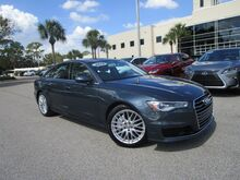 2016_Audi_A6_2.0T Premium Plus_ Fort Myers FL