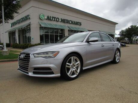 2016 Audi A6 2.0T Premium Plus *Premium Plus Package , S Line Sport Package, Cold Weather Package* Plano TX