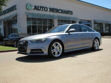 2016_Audi_A6_2.0T Premium Plus *Premium Plus Package, S Line Sport Package , Cold Weather Package* LEATHER, NAV_ Plano TX